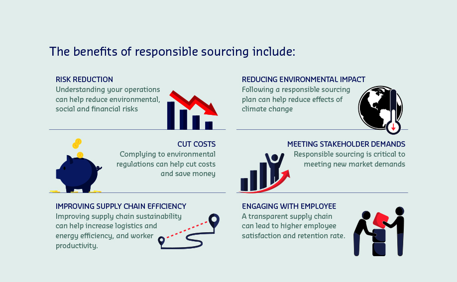 Responsible sourcing  - Peterson Projects & Solutions