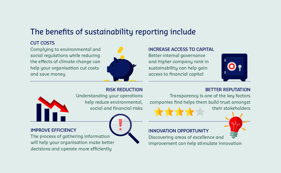 Sustainability Reporting - Peterson Projects & Solutions